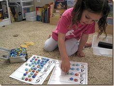 Great preschool activites