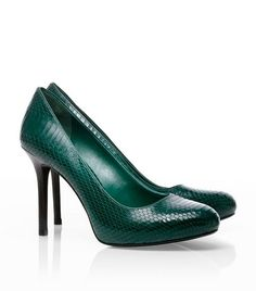I audibly gasped when i saw these...    Marianne Pump | Womens Heels | ToryBurch.com