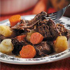 """The Best Pot Roast Ever"""