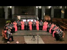 """""""Prayer of St. Francis"""" sung by the Philippine Madrigal Singers"""