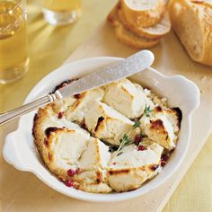 Easy Goat Cheese Appetizer Recipe
