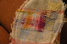 slipper darning 12b by sweetie pie press, via Flickr