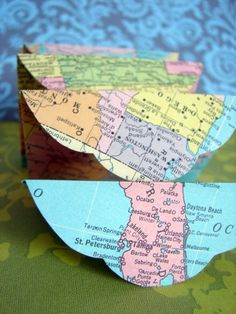 mini maps envelopes