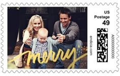 Personalized postage