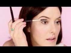 Lisa Eldridge - Summer Rose Bridal Look. For more tips and a list of products visit my website http://www.lisaeldridge.com/video/7511/a-summer-rose-bridal-look/ #Makeup #Beauty #Wedding #Tutorial #Bridal