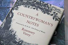 An English garden journal by Rosemary Verey