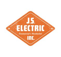 A logo that I created for a Texas-based electrical contractor.