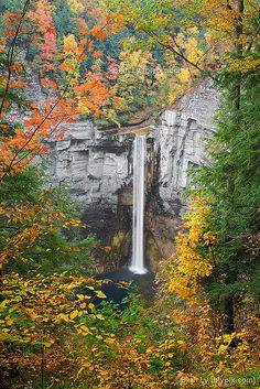 Taughannock Falls State Park - New York