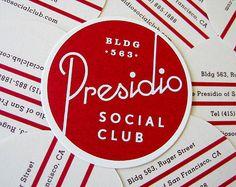 Presidio logotype