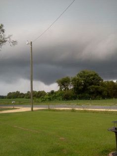 Possible Greenwood Tornado