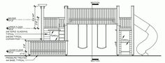 wood playset plans Build a Dream Outdoor Wood Playset