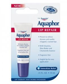 Free Sample Aquaphor Lip Repair @ 1PM EST (First 1,000)  http://www.thefreebiesource.com/?p=143313