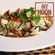 Tai Ao Bee Hoon - new at The Square @ Furama RiverFront #foodporn #hiddentypo #noodles