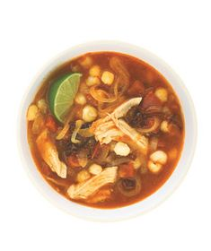 Chicken Posole Recipe