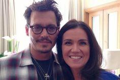 Johnny Depp tells the BBC he's thinking about quitting acting...... Noooooooo !!!!!