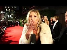 British Fashion Awards 2013 - Red Carpet Highlights - YouTube