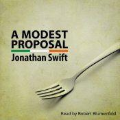 1729 essay a modest proposal