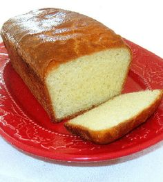One Perfect Bite: Brioche Loaf for Sandwiches and French Toast
