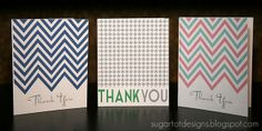 { Thank You Note Printable }