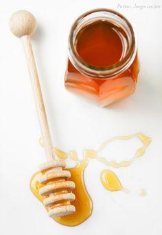 """Un par de trucos para trabajar con miel, desde """"Pienso...luego cocino""""."""