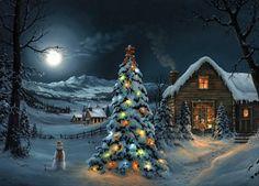The Spirit of Christmas ~ Jesse Barnes