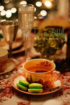 St. Nicholas Tea Par