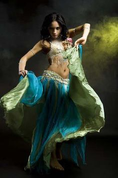 Traditional at Armenian parties growing up, and still to this day....a belly dancer. ; )
