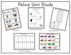 Unit Study: Police