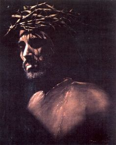 Crown of Thorns- by Master Crayon Artist Don Marco... beautiful!