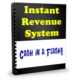 Instant Revenue System - Start Making Fast Cash Online Today!  Discover The Powerful Insider Tactics Used To Generate Immediate Cash, With Absolutely NO Start Up Costs Involved! http://dematgold.com/IRS