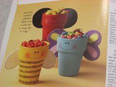 Clay pot bugs!