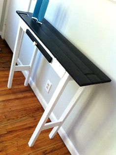 DIY Console Table | Mom in Music City