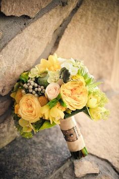 bridal bouquets, yellow dream, yellow bouquets, flower