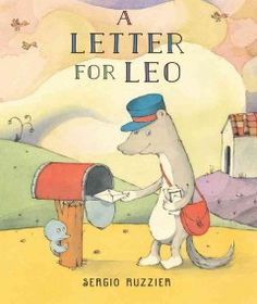 JJ STORIES RUZ. When Leo, a weasel mailman, rescues a young bird that was separated from his flock, the two become friends and Leo's dream of one day receiving a letter of his own may finally come true.