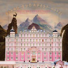 The Grand Budapest Hotel - Alexandre Desplat