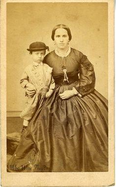 kidcdvs0022jpg 7421192, 1860s fashion, vintag photo, sepia photo, 1860 fashion