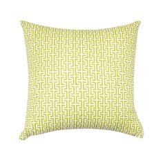 Lime Greens-Pillows