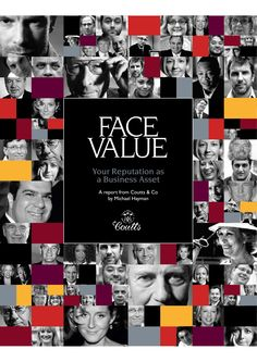 Face Value-Your Reputation as a Business Asset