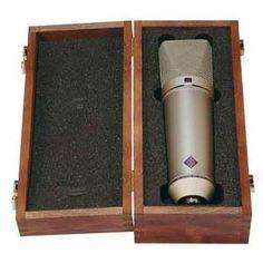 Neumann U 87 Ai Condenser Studio Microphone Nickel