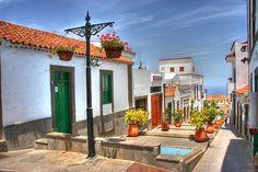 """Firgas """"La Villa del Agua"""" Gran Canaria. Islas Canarias"""