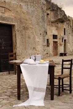 Le Grotte della Civita, Matera, Basilicata
