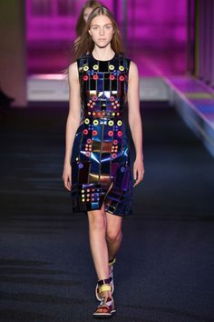Peter Pilotto Spring 2015 Ready-to-Wear.