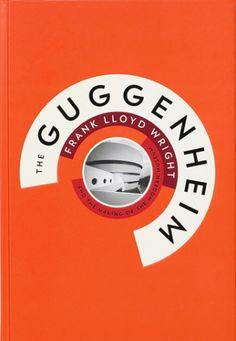 The Guggenheim by Hilary Ballon, cover design by Pentagram