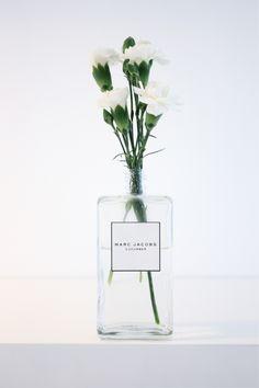 perfume bottle vase