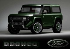 2015 ford bronco - Google Search