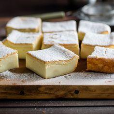 Magic Custard Cake Recipe Recipe - Key Ingredient