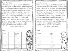letter to parents from teacher, parent letters from teachers, share data, assessment, perspectivemidyear assess