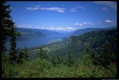 Columbia River Gorge, Washington