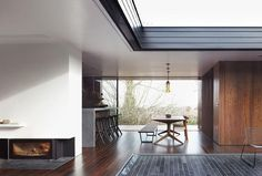 13 KINGSLEY PLACE by Zuber Architecture