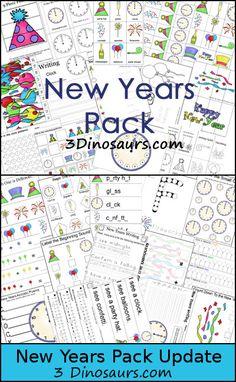 Free ~~ New Years Pack